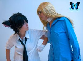 I came for you, Ritsuka by MeiCosplay