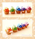 Muffin - Cupcakes by leinchen