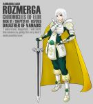 Rozmerga: Valiant Knight by Hantwo