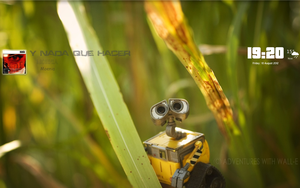 Wall-E by Kerochris