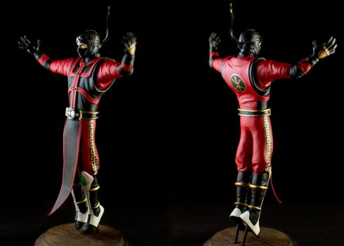 Ermac Front and Back by G-Brand