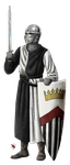 Knight of the Viceroyalty of Reugen by LieutenantHawk