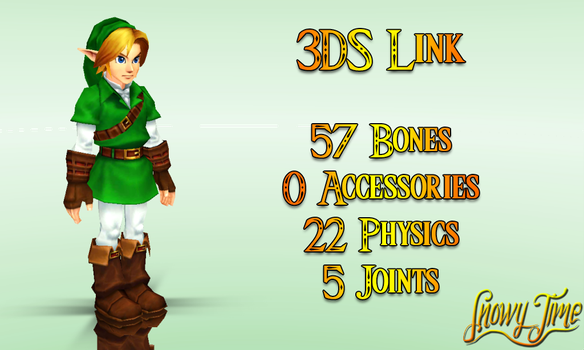 [MMD] Link : DOWNLOAD by SnowyTime