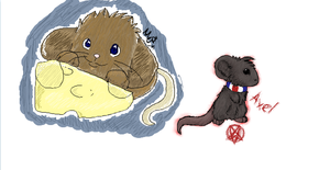 iScribble - Mice by xMarrux