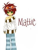 Wammy Girl One - Mattie by mizukai