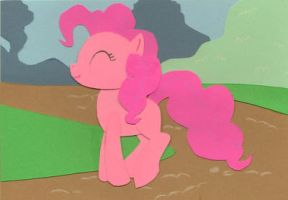 Pinkie Pie by forgotten-light