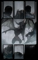 Silent Hill Downpour #3 Page 15 by T-RexJones