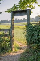 Country Fence Stock by little-spacey