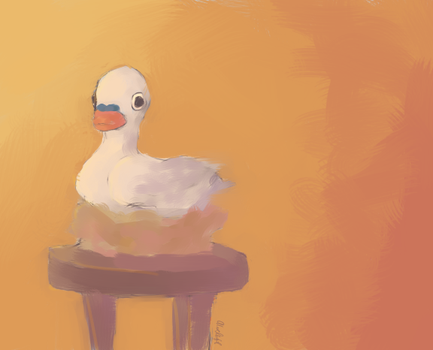 Duck by chocominte