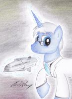Dr. Trottenheimer by TheChrisPony