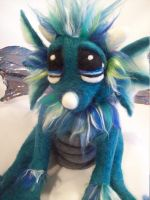 Spearmint Dragon by Tanglewood-Thicket