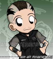 Juice - Sons of Anarchy by amy-art