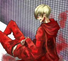 Dave Strider by Taimuaki