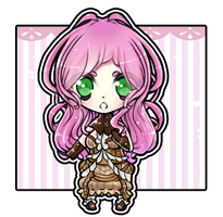 (CLOSED) Raffle Adopt: Pink and Brown by NeoAbyss-Adopts