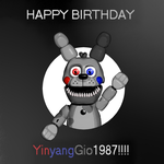 YinyangGio1987 Puppet by Enderkiller1987