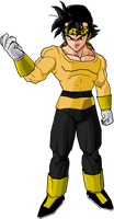Ryoga DBZ Style by Dairon11