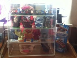 My Skylanders Collection Pt. 3 by dragonfriendhaj