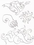 Tentacle Mosters 3 by Velocera