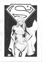Supergirl by MichaelBair