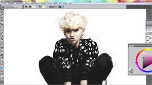 Zelo scr.sh. by IsziMeansCupcake