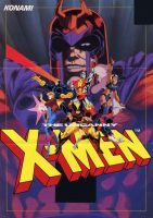 X-Men by gamergaijin