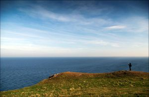 St. Abb's Head by tamaskatai