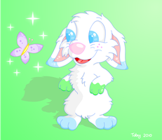 Bunny Rabbit by Toby512