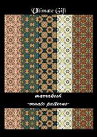 marrakesh - ornate patterns - by ultimategift