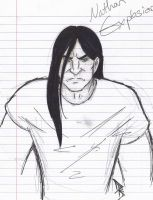 Nathan Explosion by 0gaarasgirl0