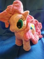 My Little Pony Minky Plush by jazzycreations