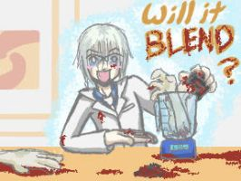 Sai X WILL IT BLEND? :D by chastened
