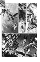 Spidey inks pg6 by bolognafingers