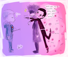 BBC sherlock fanboy by surrenderdammit