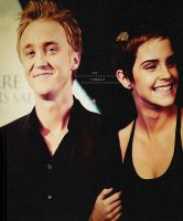 Dramione-Felson by whenlovetakesover