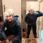 COSPLAY - Jack Frost FINISHED by Gekroent