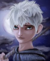 Jack Frost by sisaat