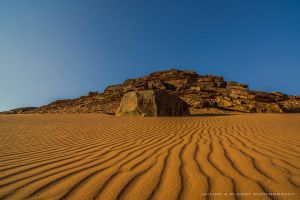 Waves Of Sand by pharaohking