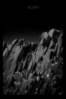At the Mountains of Madness by LEQUARK