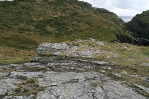 Tintagel Cliff 02 by neverFading-stock