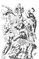 Avengers... by Jason-Heichel