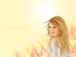 Hilary Duff Wallpaper by BigDeeZy