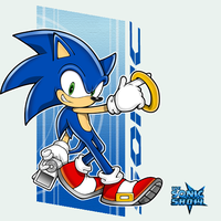 The Sonic Show Promo: Sonic by Professor-J