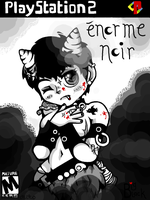 enorme noir by Child-Of-Neglect