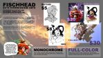 FischHead 2014 Commission Guide by FischHead