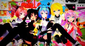 ~* The Append Cuteness :D by mmd-lover