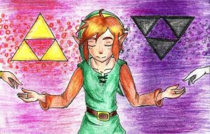 A Link Between the Worlds by Zeliga