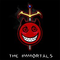 The Immortals Front Cover by ReiDavidson