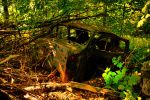 HDR Rust Bucket 4 by Nebey