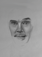 Guess Who... Ben again. *In Progress* by MidnightRoseGarden