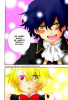 Pandora Hearts 79 color art by Irenechii